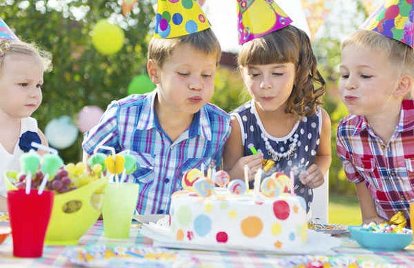 10 Tips For A Perfect Birthday Party